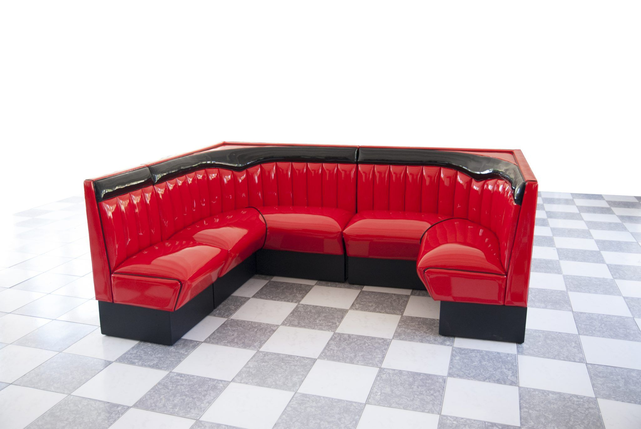Diner Moebel Novio Box Is Retro Diner Booth Used In Diner