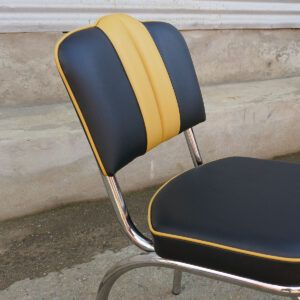 diner chair backrest